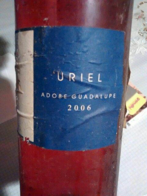 Adobe guadalupe uriel 2006 wine info for Jardin secreto wine