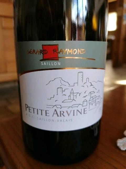 Fer à Cheval - Servido Menu (Takeaway, Delivery) - Petite Arvine