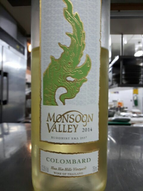 Monsoon Valley Santhiya Colombard White 2014 Wine Info