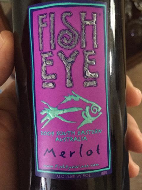 Fish eye merlot 2011 wine info for Fish eye moscato