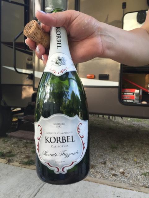 Korbel Natural Champagne Review