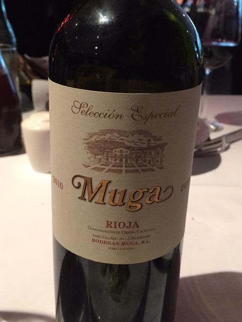 Muga Make Up Guru Africa: Bodegas Muga Rioja Seleccion Especial