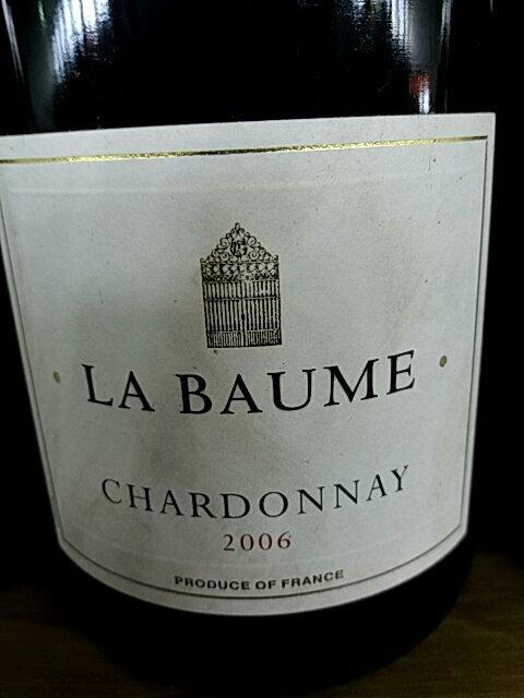 Domaine de la baume merlot grand ch taignier 2006 wine info - Domaine de la baume ...