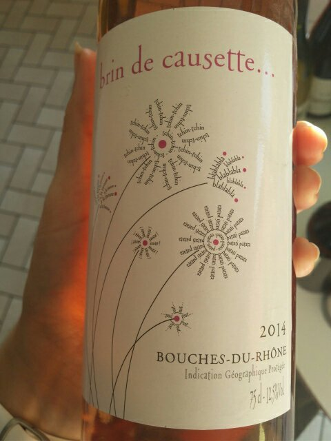 Bouches du rhone brin de causette 2011 wine info for Info regionale bouche du rhone