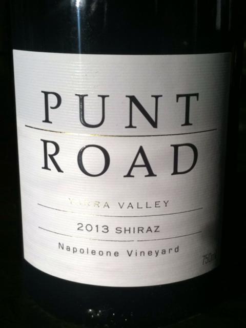 punt road shiraz 2013 wine info. Black Bedroom Furniture Sets. Home Design Ideas
