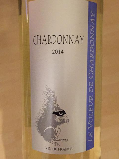 Ch teau de tigne le voleur de chardonnay vin de pays du for Jardin du nil wine price