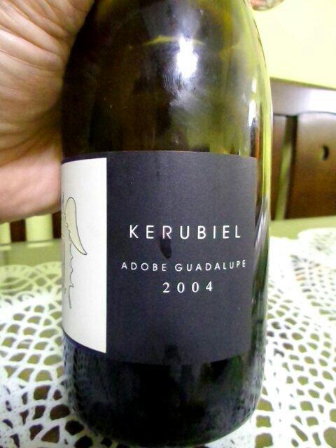 Adobe guadalupe kerubiel 2004 wine info for Jardin secreto wine