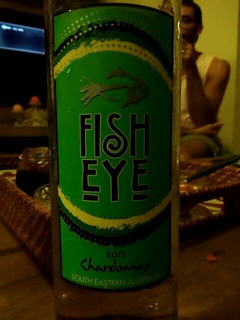 Fish eye chardonnay nv wine info for Fish eye pinot grigio