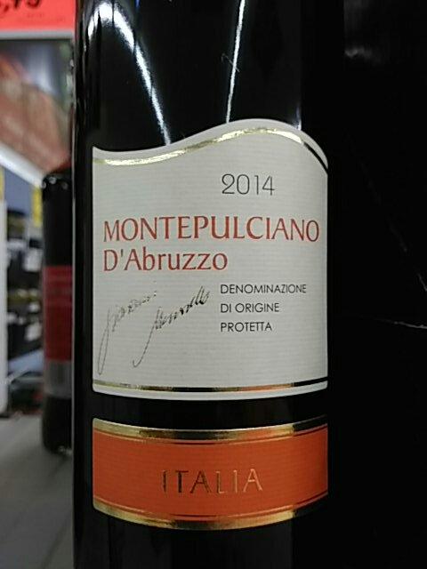 t 1715 dabruzzo montepulciano - photo#35