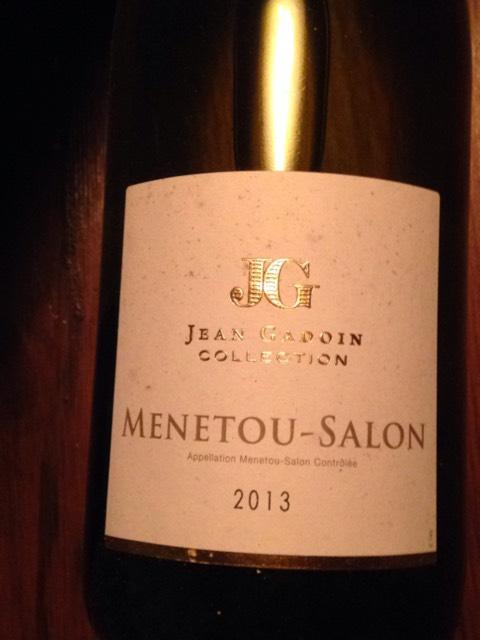 Henry pell menetou salon 2013 wine info - Assadet menetou salon ...