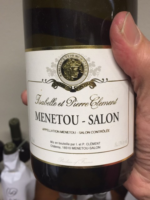 Chavet menetou salon blanc 2012 wine info for Menetou salon 2012