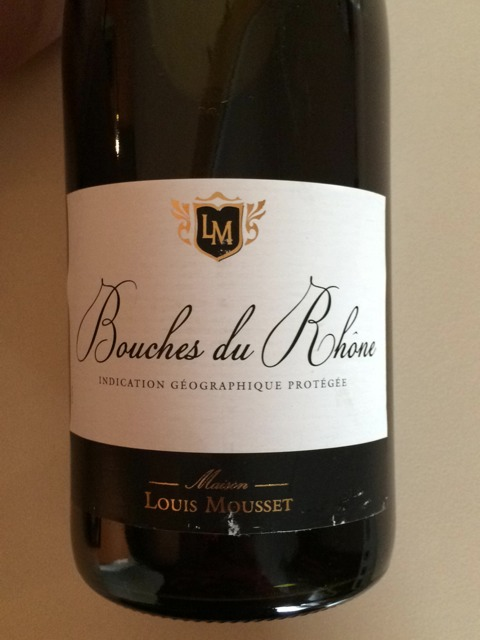 Louis mousset bouches du rhone wine info for Info regionale bouche du rhone