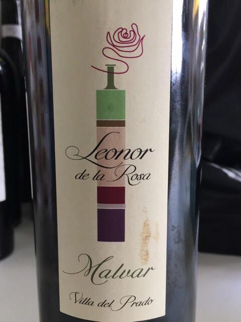 Vinos Juliana Leonor De La Rosa Malvar Vivino