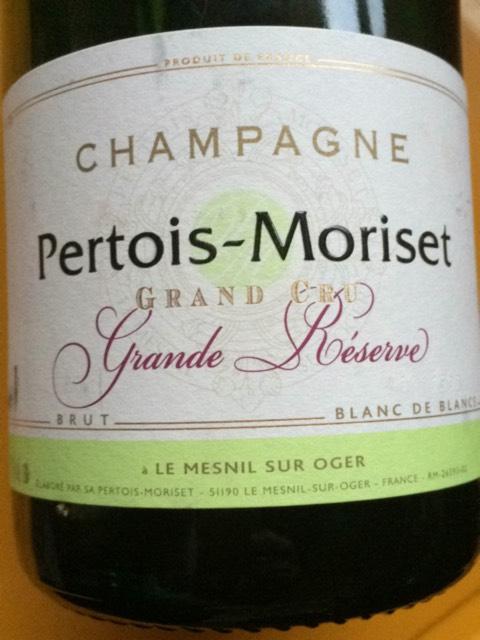 Pertois moriset champagne le mesnil sur oger grand cru blanc de blancs 2004 wine info for Salon blanc de blancs le mesnil sur oger