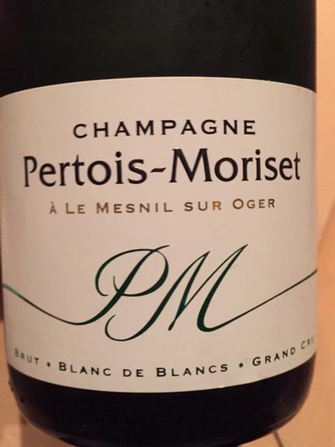 Pertois moriset champagne le mesnil sur oger grand cru blanc de blancs 2006 wine info for Salon blanc de blancs le mesnil sur oger