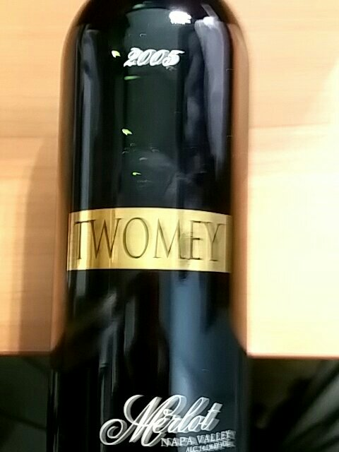 Twomey Merlot 2005 Wine Info