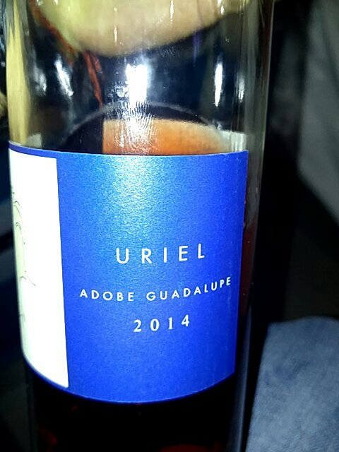 Adobe guadalupe uriel 2014 wine info for Jardin secreto wine