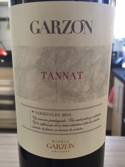 bodega garzon single vineyard tannat 2015