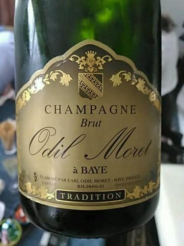 champagne odil moret