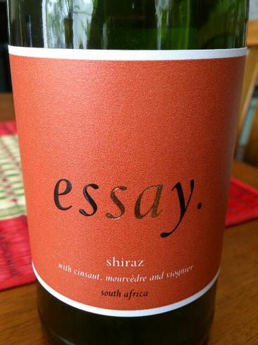 essay shiraz south africa