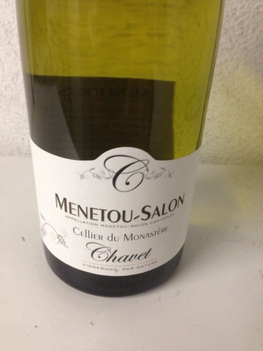 Chavet cellier du monast re menetou salon blanc wine info for Menetou salon 2012