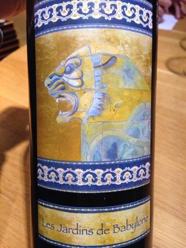 Didier dagueneau les jardins de babylone moelleux 2011 for Jardin de babylone wine