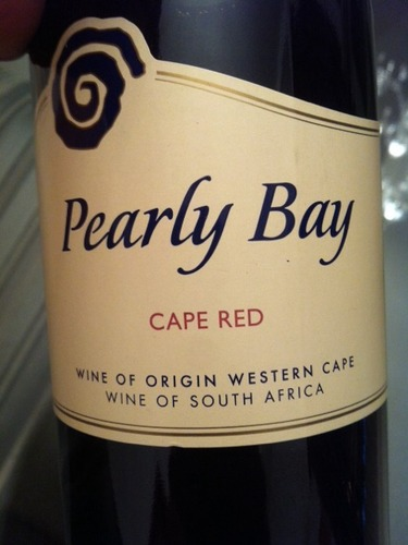 Pearly Bay Cape Bay 2010 Wine Info
