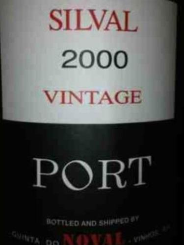 2000 Quinta do Noval Silval Vintage
