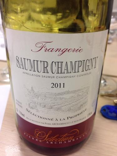 La Frangerie Saumur-Champigny