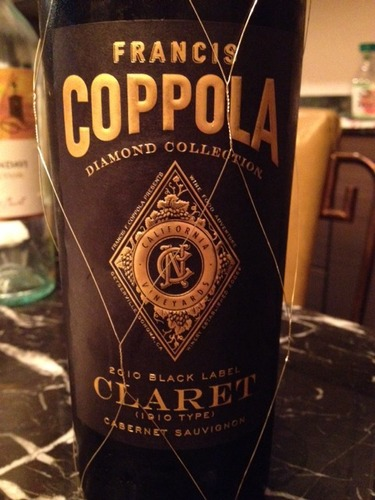 Francis Ford Coppola Diamond Collection Claret Cabernet