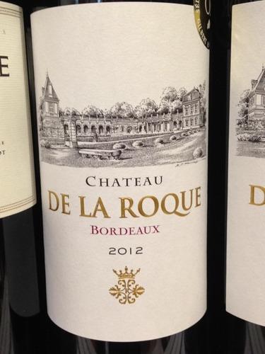 Ch teau la roque bordeaux wine info for Chateau la roque