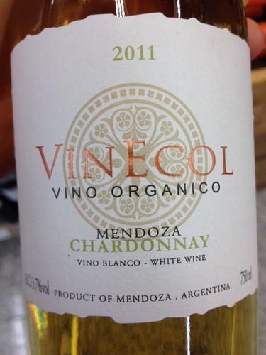 Vinecol Chardonnay 2011