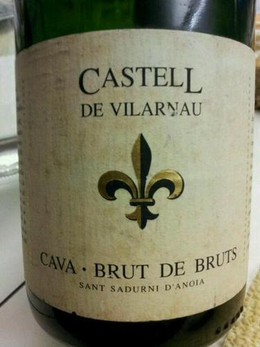 Sant sadurni d 39 anoia castell de vilarnau cava brut de bruts 2013 wine info - Muebles sant sadurni d anoia ...