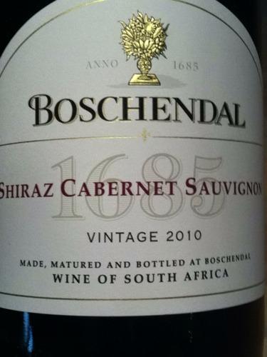 Boschendal cabernet sauvignon wine info for Boschendal wine