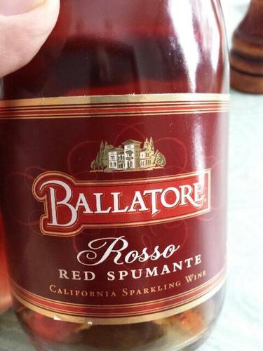 Ballatore Rosso Red Soumante Nv Wine Info