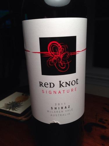 Shingleback Red Knot Signature Shiraz 2011 Wine Info