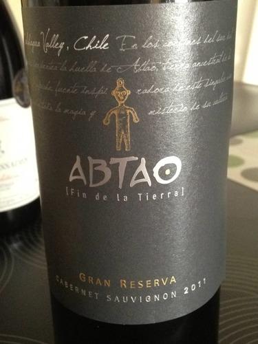 Kết quả hình ảnh cho vang chile abtao gran reserva cabernet sauvignon
