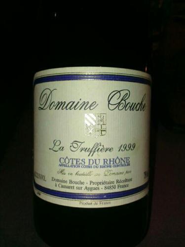 Bouche c tes du rh ne 2015 wine info for Bouche rhone