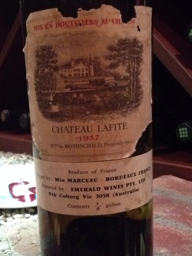 chateau lafite rothschild china More than £10million worth of red wine has been found in a derelict house in china a staggering 10,000 bottles of the tipple, chateau lafite rothschild, were discovered by police at an abandoned.