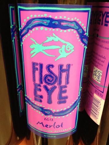 Fisheye chardonnay 2011 wine info for Fish eye wine