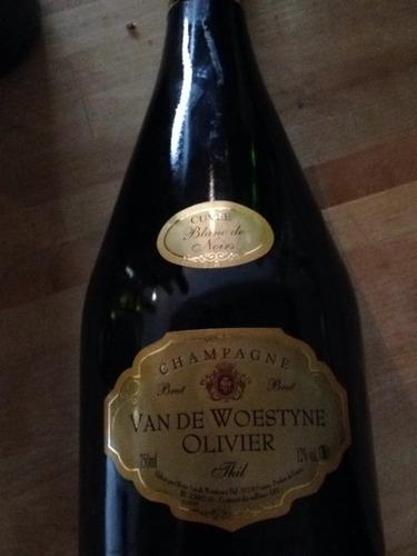 Van De Woestyne Olivier Champagne Brut  Wine Info
