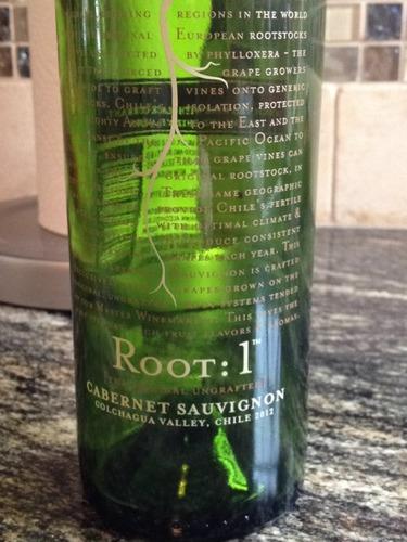 Root 1 Cabernet Sauvignon   Total Wine & More