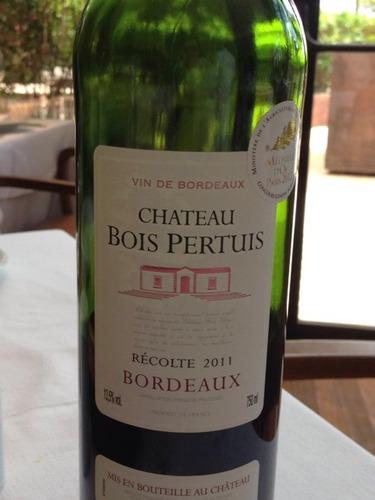 Chateau Bois Pertuis - Casa Dos Vinhos Chateau Bois Pertuis Bordeaux 2013 Wine Info