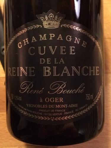 Ch teau reine blanche champagne cuvee de la rene bouche a for Interieur de la bouche blanche