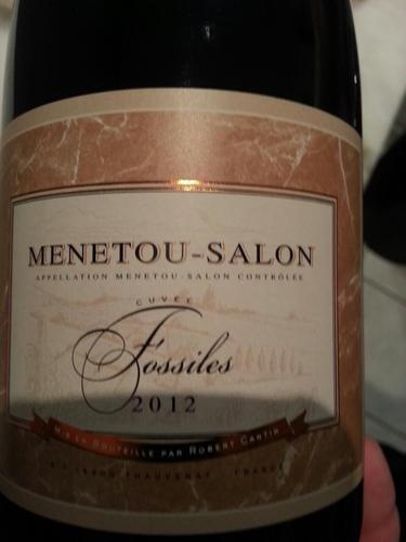 Robert cantin fossiles cuvee menetou salon wine info - Assadet menetou salon ...