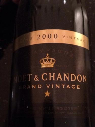 Chandon Grand Jahrgang 2000