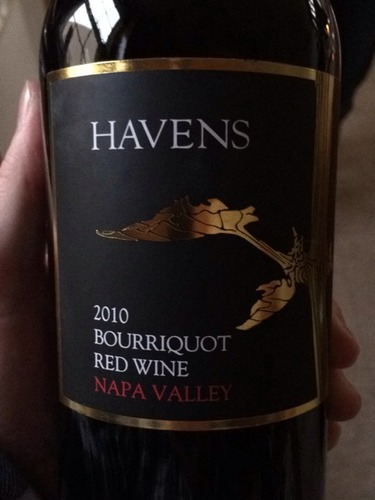 Havens Bourriquot Napa Valley Red 2010
