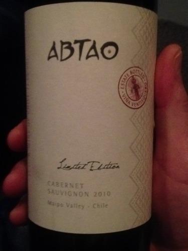 Kết quả hình ảnh cho abtao limited edition cabernet sauvignon