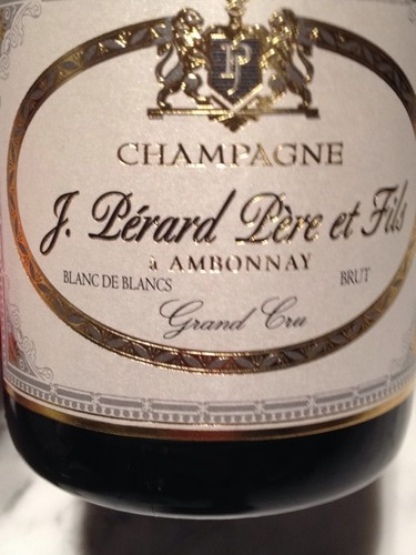 champagne j perard fils