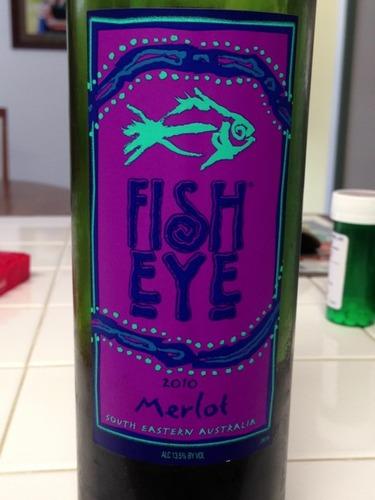 Fisheye merlot nv wine info for Fish eye wine